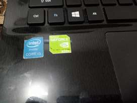 Laptop Acer Gaming and Rander