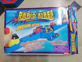 RAPID FIRE Shooting Board Game with box - Awesome Game