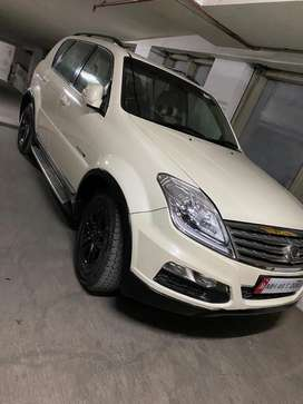 Rexton rx5 2013 full working condition