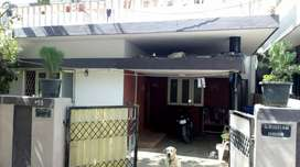 Independent house for sale with good water source both cauvery, well.