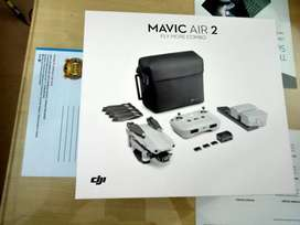 Latest DJI Mavic Air 2 Flymore combo Avaialble Repaid Services Also