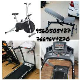 Exercise cycles hi cycles or Home use Treadmills
