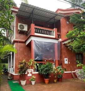 4BHK villa located at the heart of Siolim.