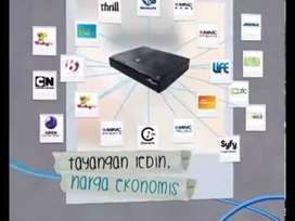 MNC Vision Indovision TV kabel murah meriah Promo Pasang Bergaransi