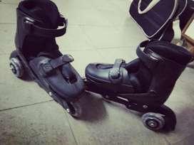 Skates (Rollers)