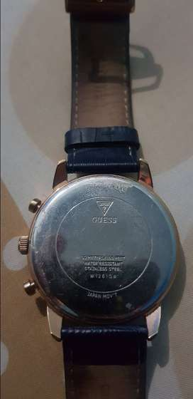 Jam tangan guess asli medan