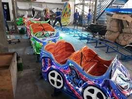 mini roller coaster kereta rel bawah lantai odong MURAH pasar malam 11