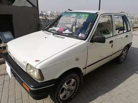 Mehran car for sale total genuine new Tyre excellent condition