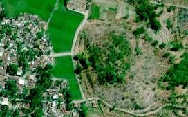Kavling Tanah Matang  Cocok Untuk Homestay, Resort, Rumah Eropa / Dll.