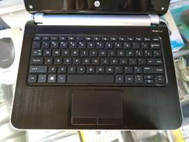Laptop hp AMD A6 4core ram 4 GB garansi 3bulan