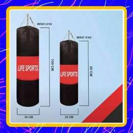 Alat fitnes surabaya samsak LS 80cm JM5