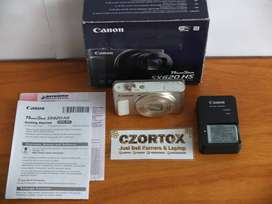 Canon PowerShot SX620 HS Buka Dus Aja Garansi Panjang