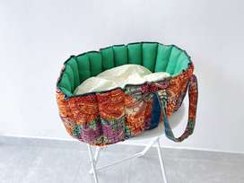 di jual sofa bayi motif batik