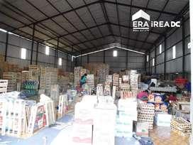 Gudang dijual di bawah NJOP di Jrakah raya Semarang barat