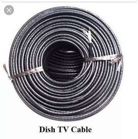 Tv cable approximate 50 mtrs