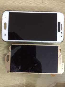 Mobile display problems