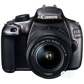Canon 1200D with Tamron 70-300 lens & 8Gb card