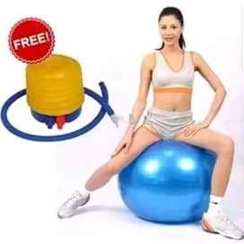 Ball Gym Plus Pompa