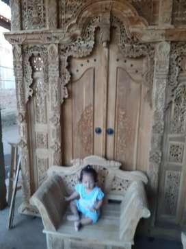 cuci gudang pintu gebyok gapuro jendela rumah masjid musholla erwin