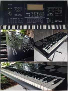 Casio Keyboard Workstation WK-7600 76 Key