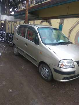 Santro xing with lpg kit in good condition