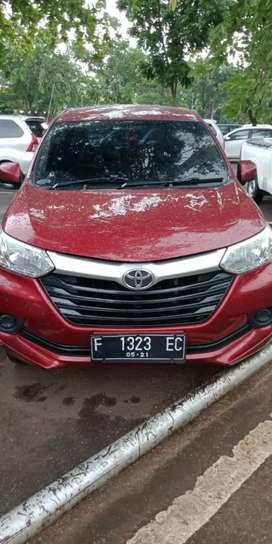 Toyota Avanza Type E 2016