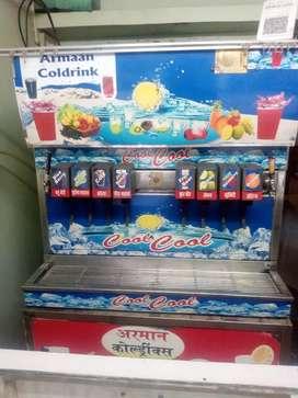 Cold Drinks  SODA MACHINE