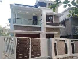 New build 3 bhk 1500 sqft at vazhikulangara cheriyapally road