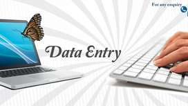 Work from Home - Genuine Data Entry / Simple Typing jobs -  Apply Now