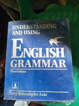 Buku English Grammer bekas kuliah