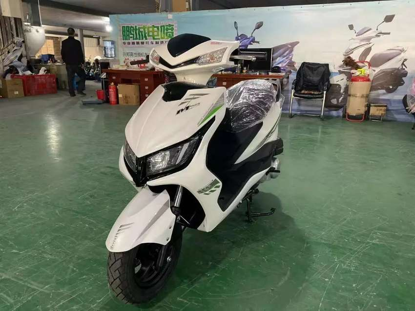 Brand new 125cc fully automatic better than United scooter, scooty 0
