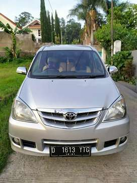 Avanza Type G 2009 Lembang Murah