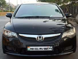 Honda Civic 1.8 V AT, 2011, Petrol