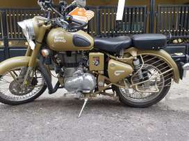 Royal Enfield classic 500 desert storm  bs4 for sale