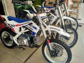 Motor Cross 110cc type husqy