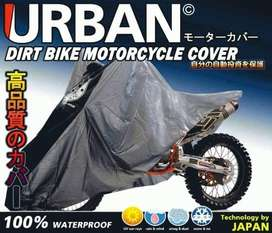 Cover Motor URBAN Dirtbike NMAX PCX Harley Moge Sarung Motor Trail XXL