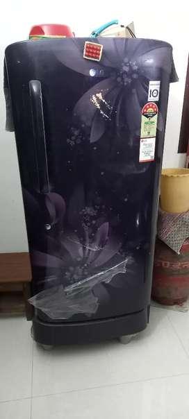 LG 5 star inverter refrigerator