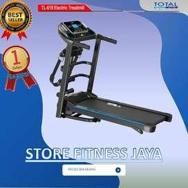 Treadmill elektrik TL 619 | 2Hp