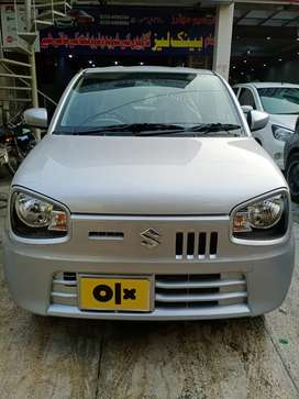 Suzuki Alto VXL Bank Leased
