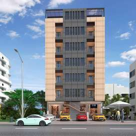 Beautiful Designed Flats for sale on 20 percent Installments