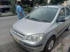 Hyundai Getz GLE, 2006, Petrol