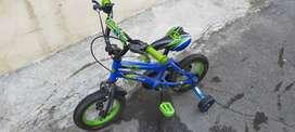 Sepeda wimcycle anak mulus