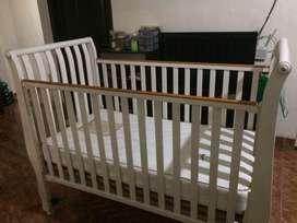 Box Bayi / Ranjang Bayi Bekas