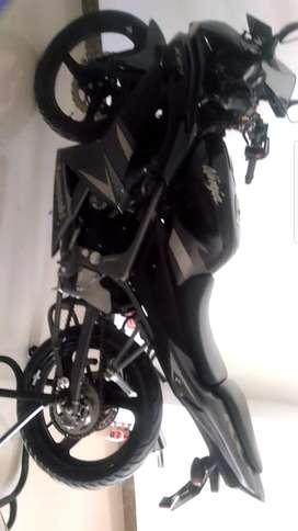 Ninja rr 2013 warna hitam