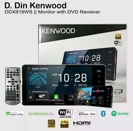 HU KENWOOD DDX 919 WS - Head Unit Doubledin KENWOOD DDX 919 WS