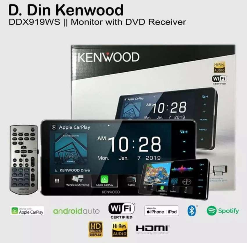 HU KENWOOD DDX 919 WS - Head Unit Doubledin KENWOOD DDX 919 WS 0