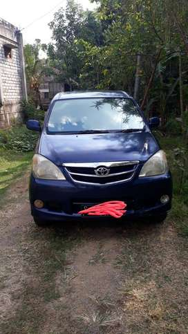 Toyota AVANZA type E