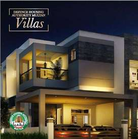 6, 9, 12 Marla Villas Available for Sale in DHA MULTAN