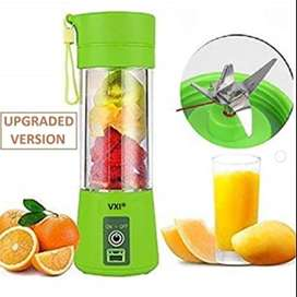 RECHARABLE 6 BLADE JUICER MACHINE AND BLADDER