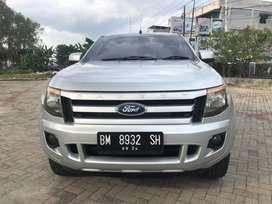 Ford Ranger XLS 4x4 MT 2014 Kondisi Istimewa